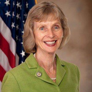 U.S. Rep. Lois Capps, RN