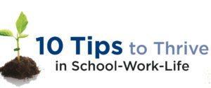 TeachersCollege_10Tips_SchoolWorkLife