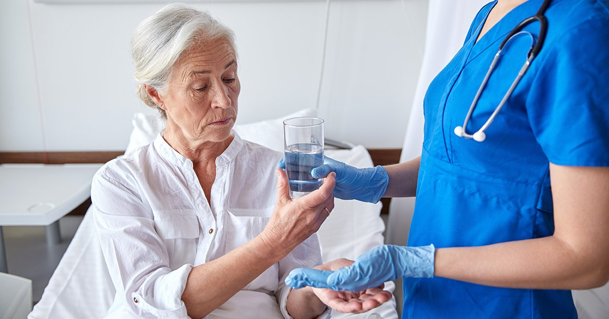 NSAIDs: What nurses need to know about co-medications