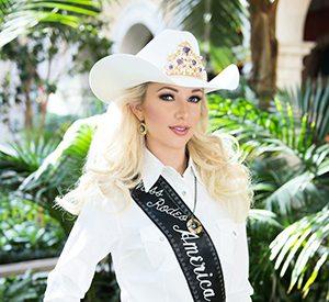 Keri Sheffield, RN, Miss Rodeo America 2018
