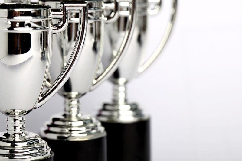 best employers list - winners trophies