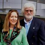Bonnie and Mark Barnes, FAAN
