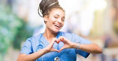 first nursing job