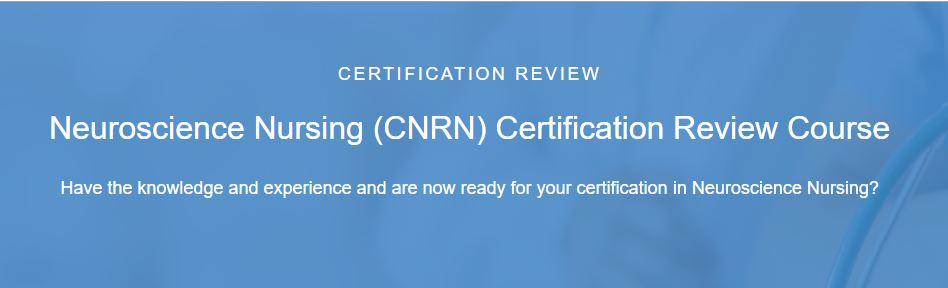 Nurse.com Neuroscience Nursing Certification Review