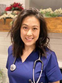 return to nursing - Elizabeth Trevino, RN