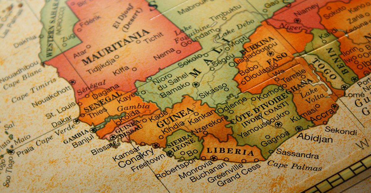 Ebola outbreak - West Africa
