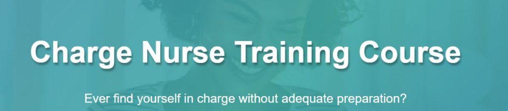 Charge Nurse Training Course