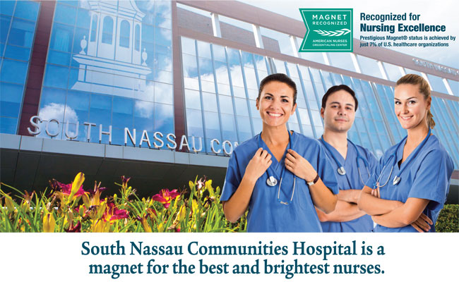 South Nassau Comm Hospital Header