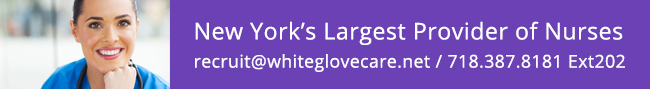 White Glove NyNj Footer